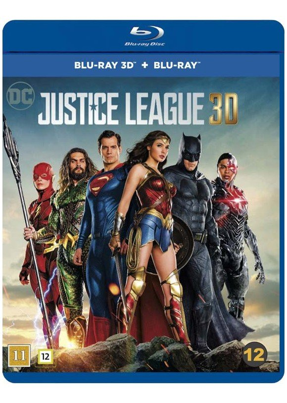 Justice League (3D Blu-Ray)