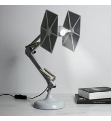 Star Wars - Tie Fighter Posable Desk Lamp (PP4501SW)