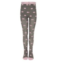Melton - Basic Wool/Cotton Tights Dots