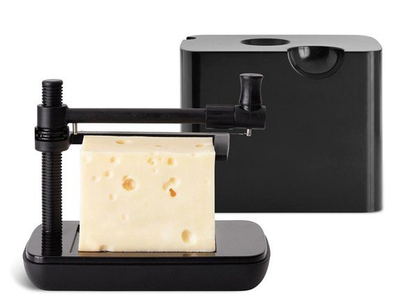 Nuance - Cheese Cutter w/box - Black (461523)