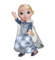 Frost - Syngende Traditioner Elsa Dukke