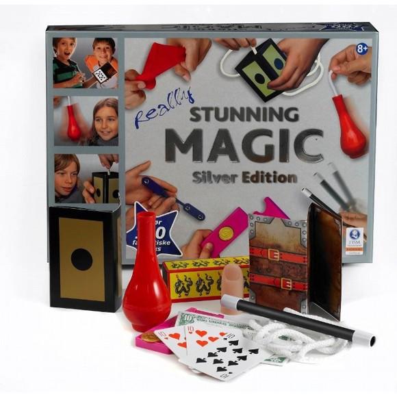 Tryllesæt - Stunning Magic, 100 Tricks (29021)