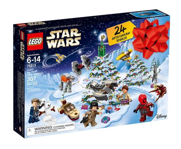 LEGO Star Wars - Advent Calendar - 2018 (75213)