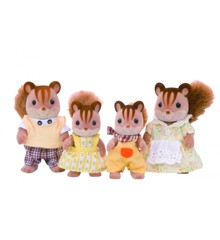 Sylvanian Families - Walnut Squirrel Family (4172)