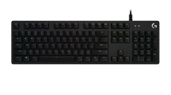 Logitech G512 SE LIGHTSYNC RGB Mechanical Gaming Keyboard