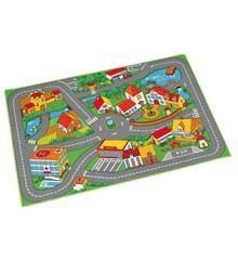 Play Carpet Quite Town - 95x133cm