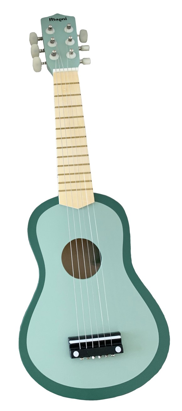 Magni - Grøn Guitar (2990)