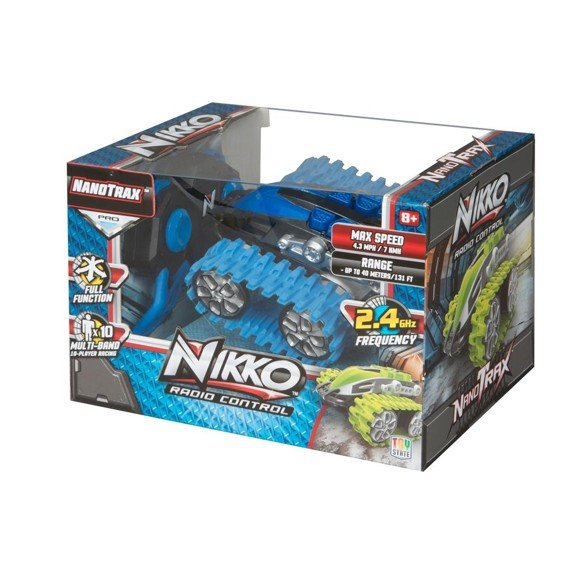 Nikko - NanoTrax Pro - Blå