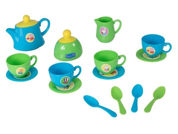 Peppa Pig - Tea Set (905-1684288)
