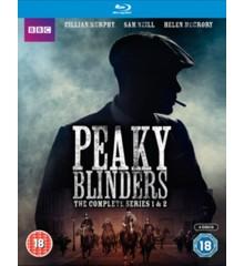 Peaky Blinders: Series 1 & 2 (Blu-ray)