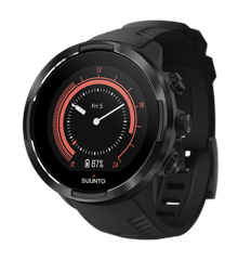 Suunto - G9 Baro Multisport GPS Watch Black