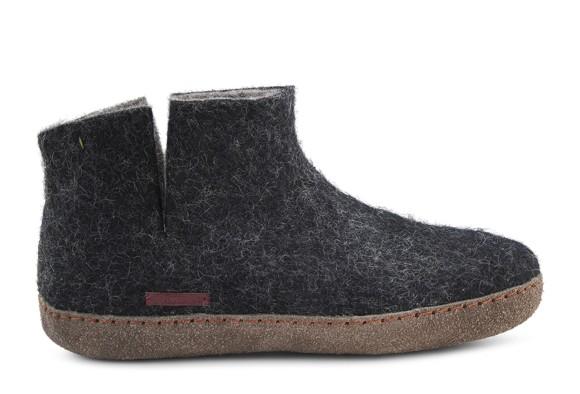 Betterfelt - Short Cut Woolen Boot