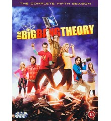 Big Bang Theory, The: Season 5 - DVD