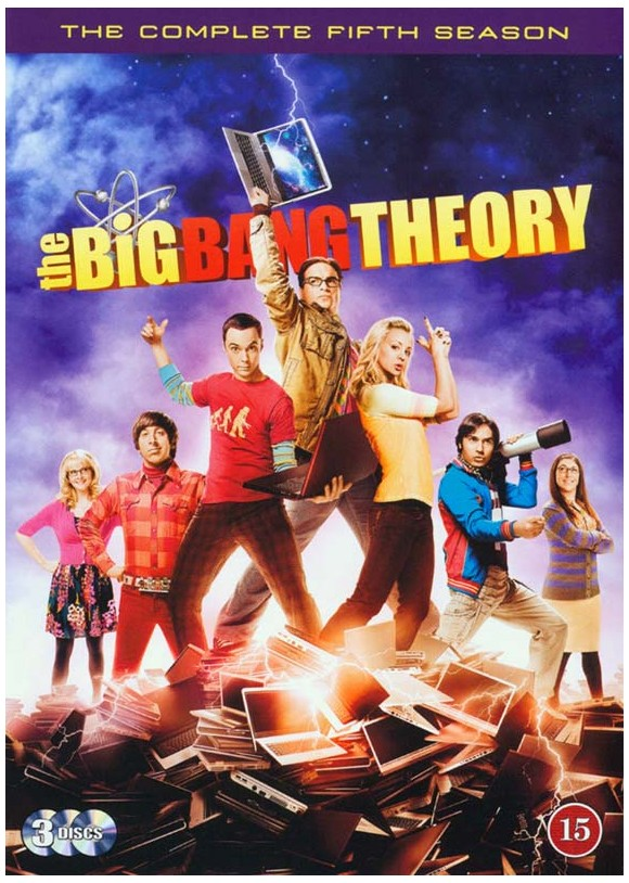 Big Bang Theory, The: Season 5 - DVD
