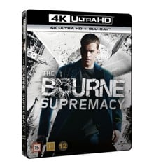 The Bourne Supremacy (4K Blu-Ray)