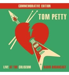 Tom Petty - Best of Live At The Coliseum Radio Broadcast 1987 - Vinyl