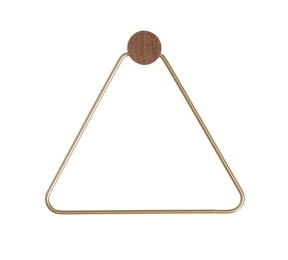 Ferm Living - Toilet Paper Holder - Brass (4140)