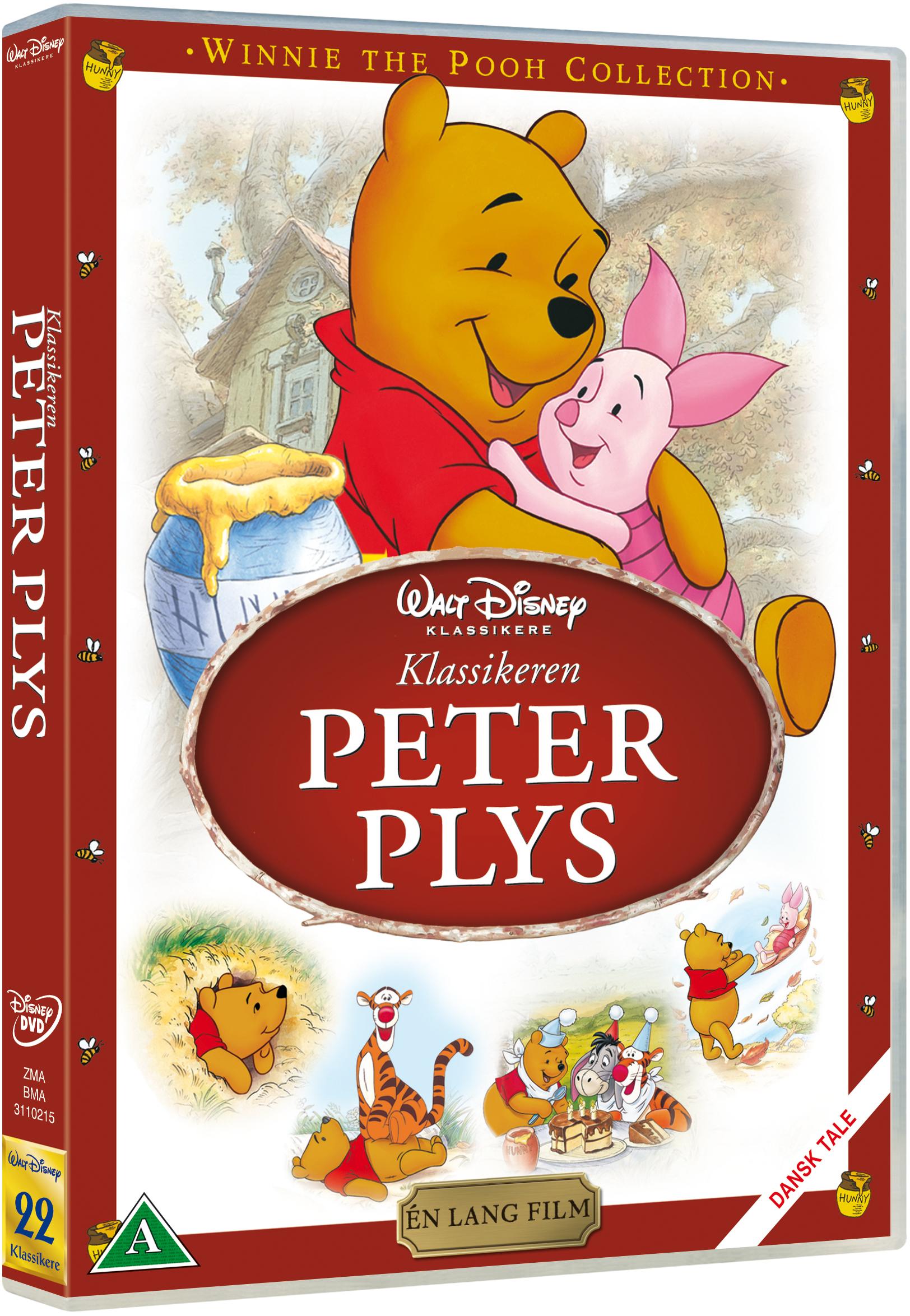 Peter Plys Disney classic #22