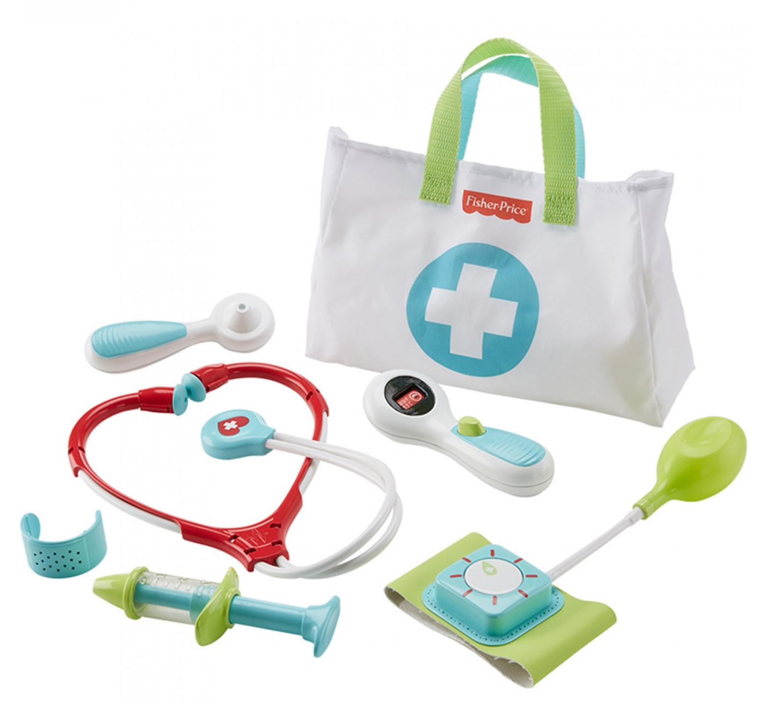Fisher-Price - Medical Kit (DVH14)
