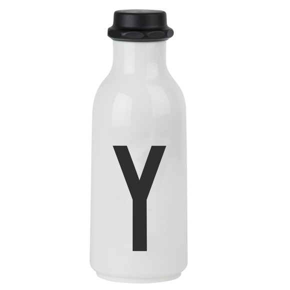 Design Letters - Personal Drinking Bottle - Y