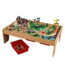 KidKraft - Waterfall Mountain Train Set & Table (17850)