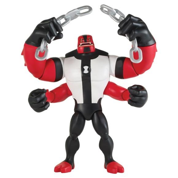 Ben 10 - Basic Figur - Four Arms