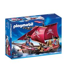Playmobil - Soldatskib med kanoner (6681)