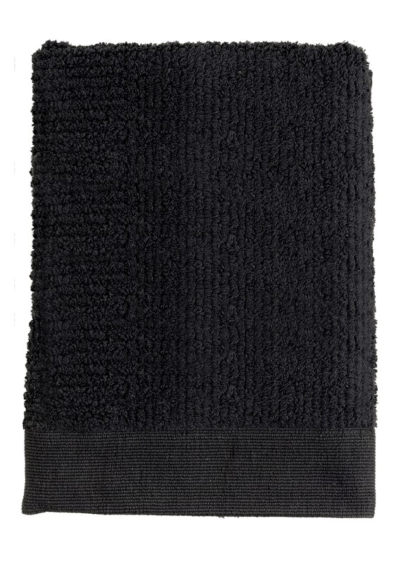 Zone - Classic Towel 70 x 140 cm - Black (330491)