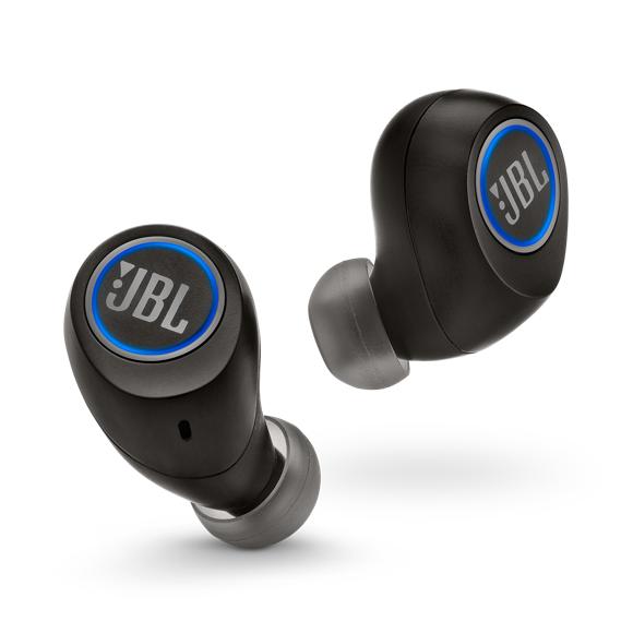 JBL Free X - Truly Trådsløs In-Ear Hovedtelefoner