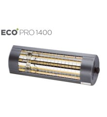 Solamagic - 1400 ECO+ PRO Värmelampa Antracite (Utan Strömbrytare)