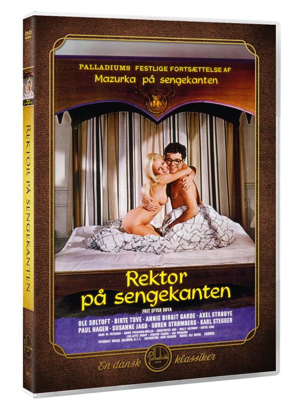 Rektor på sengekanten - DVD