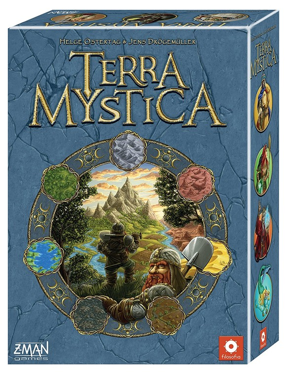 Terra Mystica - Boardgame (English)