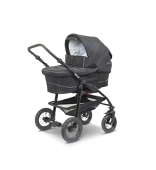 Trille - Hippa Light Pram - Black Seal
