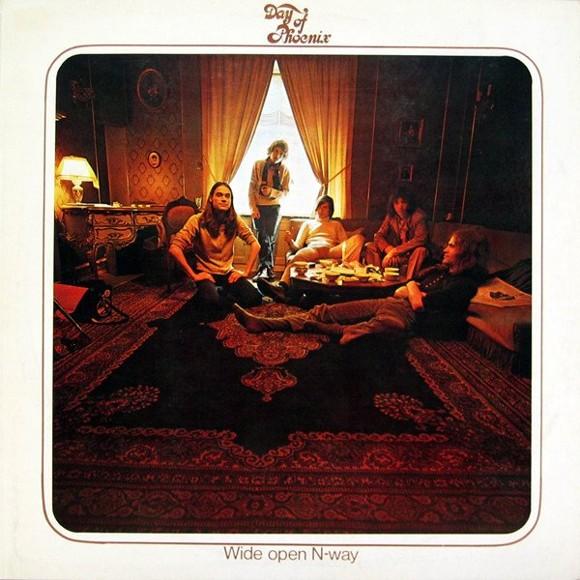 Day Of Phoenix - Wide Open N-Way - Vinyl