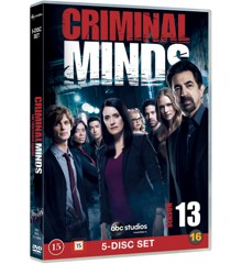 Criminal minds sæson 13