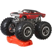 Hot Wheels - Monster Trucks 1:64 - Doger Charget R/T (GBT31)