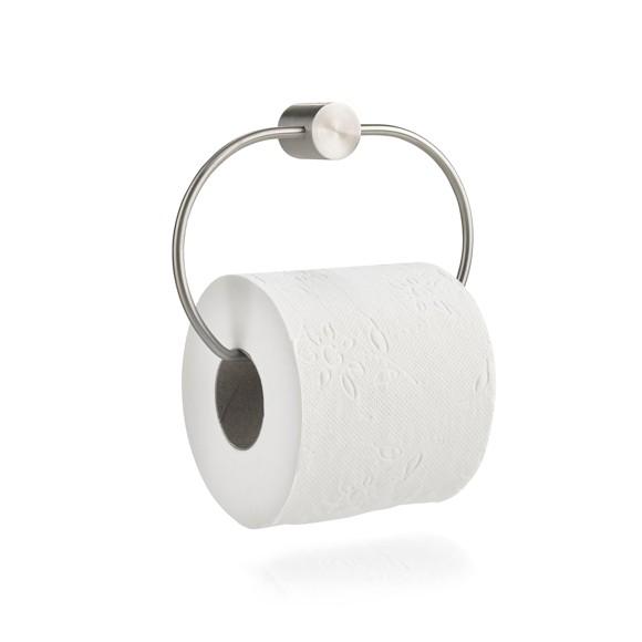 Zone - Hooked On Rings Toiletpapir Holder - Steel (331932)