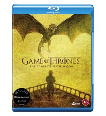 Game of Thrones: Sæson 5 (Blu-Ray)