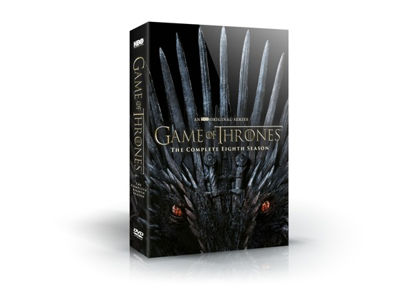 Game Of Thrones Season 8  - DVD
