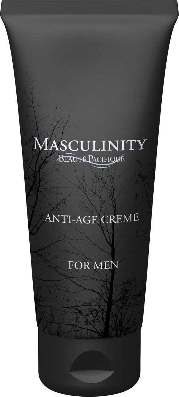 Beauté Pacifique - Masculinity Anti-Age Creme til Mænd 100 ml