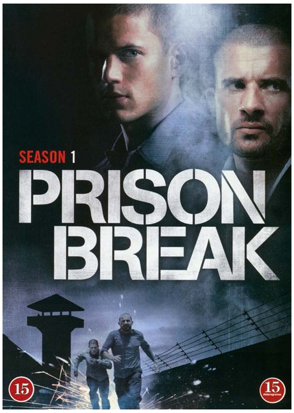 Buy Prison Break Season 1 6 Disc Dvd