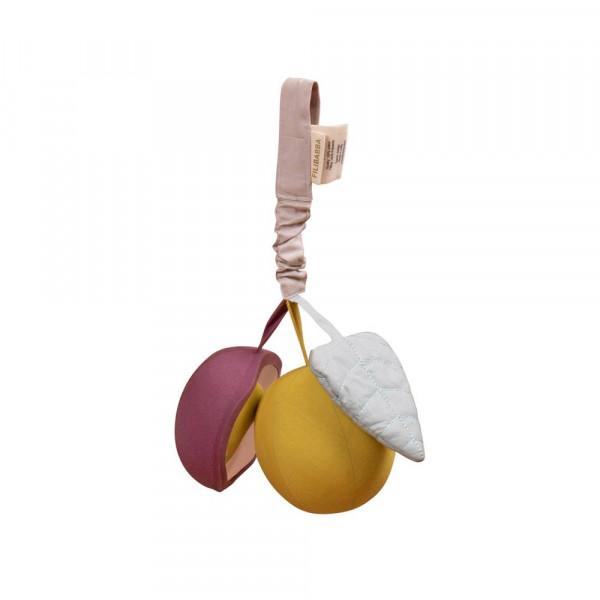 Filibabba - Berry mirror play, Plum (FI-PT009)
