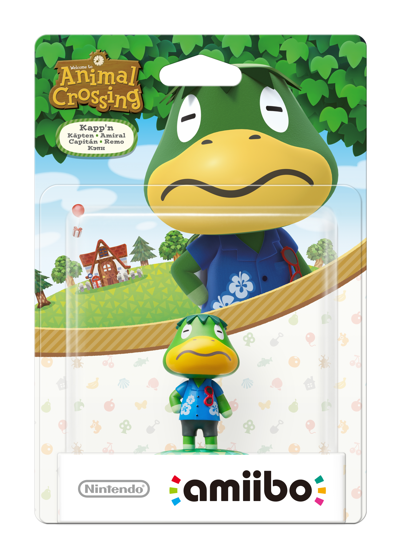 Nintendo Amiibo Figurine Kapp