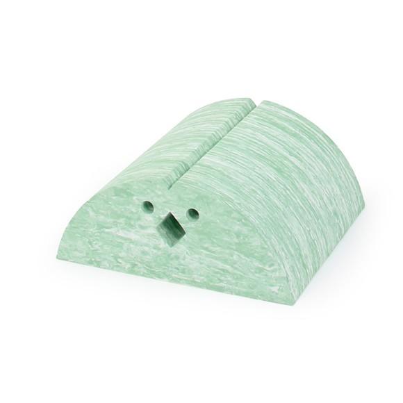 bObles kylling - Lys grøn marmor