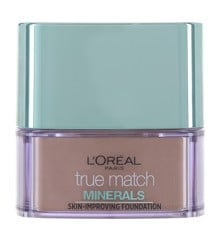 L'Oréal - True Match Minerals Powder Foundation SPF 19 - 1W Ivoire Dore