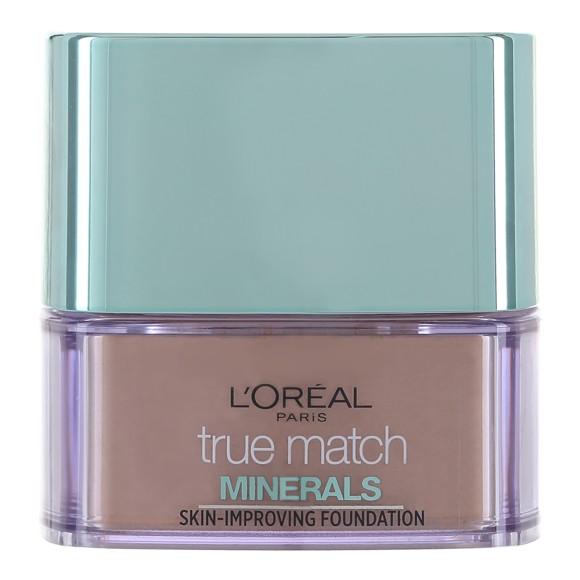 L'Oréal - True Match Minerals Powder Foundation SPF 19 - 1W Ivoire Dore