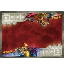 KeyForge - Architects Vault - Two Player Gamemat