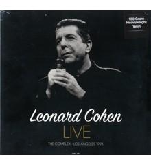 Leonard Cohen – Live at The Complex - Los Angeles - April 18, 1993 - Vinyl