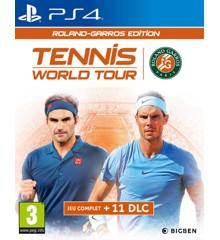 Tennis World Tour (Roland-Garros Edition)