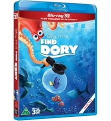 Disneys Finding Dory/Find Dory (3D Blu-Ray)